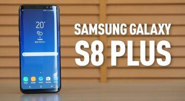 Samsun Galaxy S8 Plus İncelemesi
